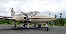 Piper PA31-350 Navajo | Bering Air, Alaska