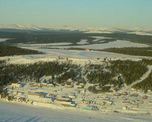 White Mountain, AK   Bering Air