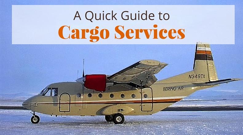 A Quick Guide to Cargo Services | @BeringAir | www.beringair.com