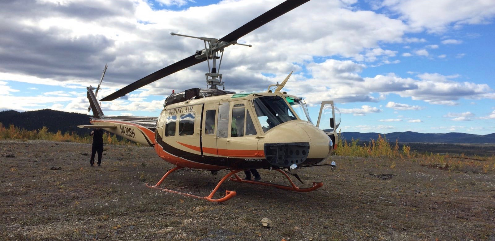 Northwest Helicopters UH-1H Plus | Bering Air, Alaska