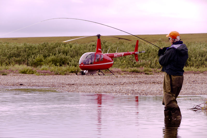 helicopter-fishing