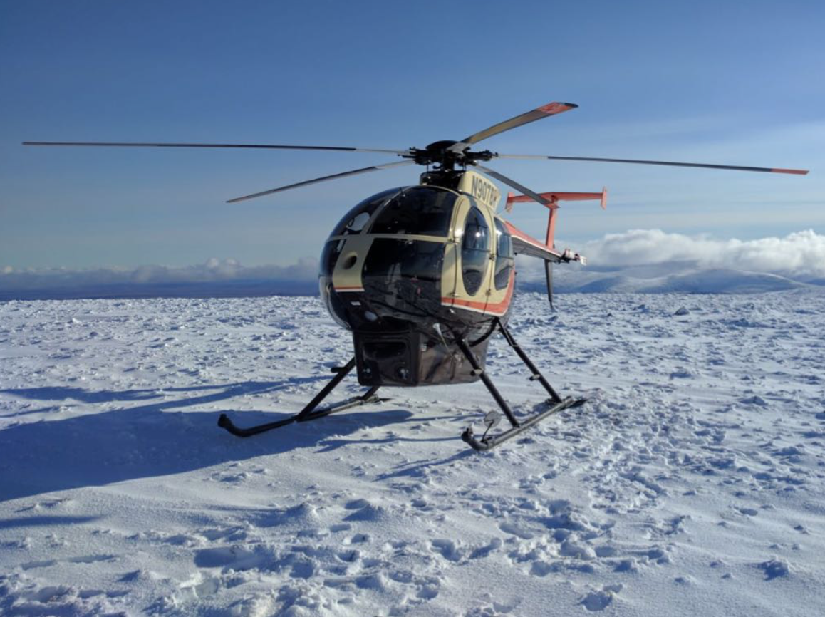MD Helicopters MD500E | Bering Air Alaska