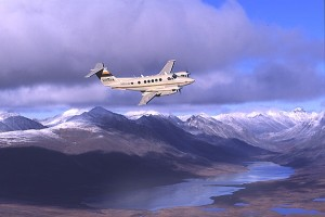 King Air BE200