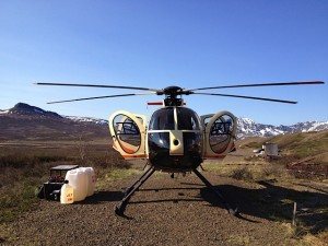 Bering Air Helicopter 0
