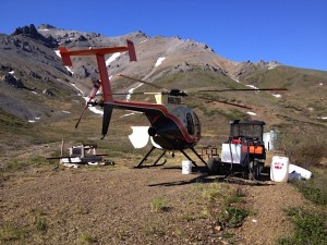 Bering Air Helicopter 1
