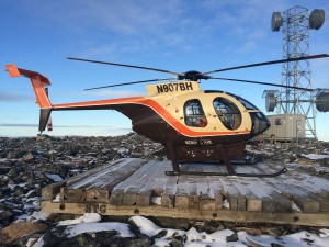 Bering Air Helicopter 10