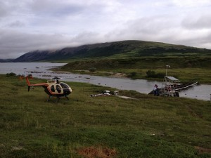 Bering Air Helicopter 2