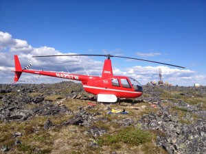 Bering Air Helicopter 5